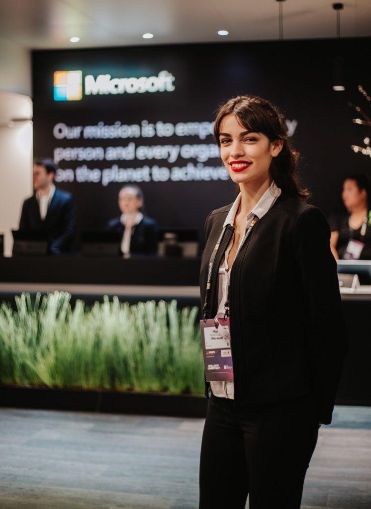 Organización de eventos Microsoft